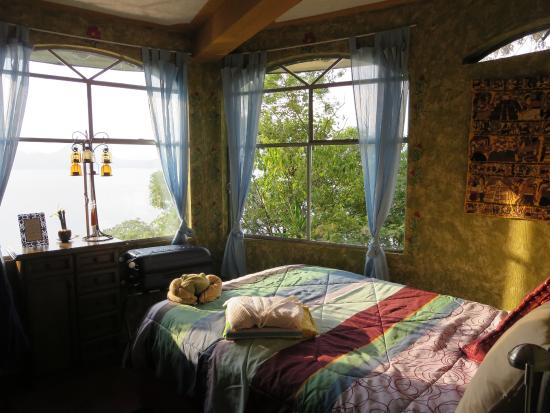 Lake Atitlan, Guatemala: The Mayan Room