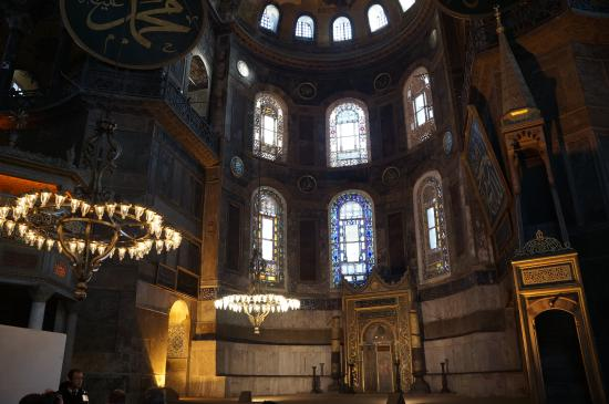 Hagia Sophia - Picture of Daily Istanbul Tours, Istanbul ...