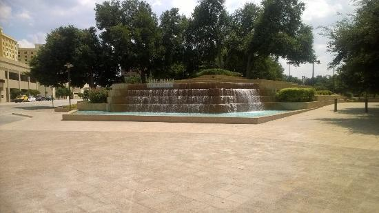 Picture Of Fort Worth Water Gardens Fort Worth Tripadvisor