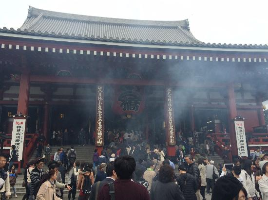 浅草寺 - Picture of Senso-ji Temple, Taito - TripAdvisor