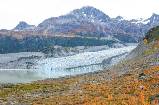 Port Alsworth, AK: Fire and Ice Tour