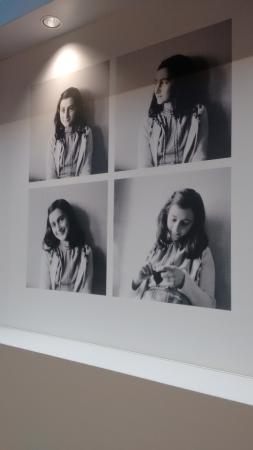 book reports on the diary of anne frank