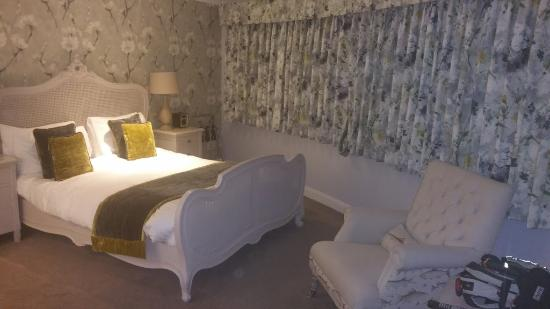 Exford, UK: Nicely furnished double