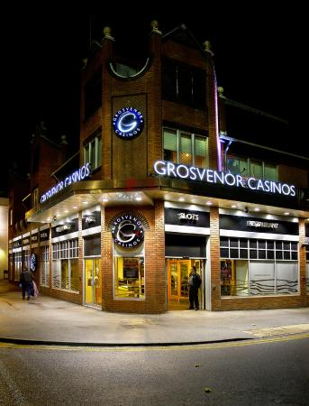 Casino Reading | Grosvenor Casino Reading South
