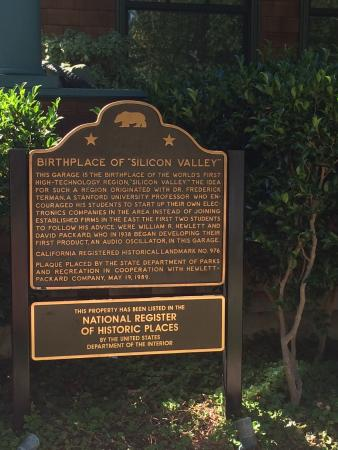 Palo Alto, Kalifornien: história do local