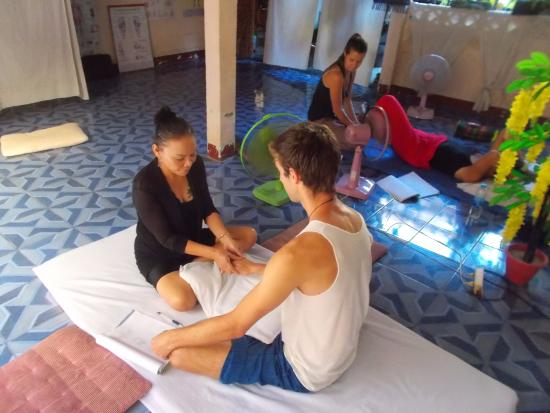 redtude Thai massage hobro