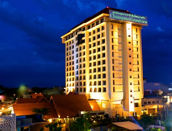 Photo of Chiangmai Grandview Hotel Chiang Mai