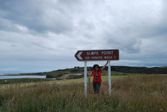 Invercargill, New Zealand: Southern scenic route