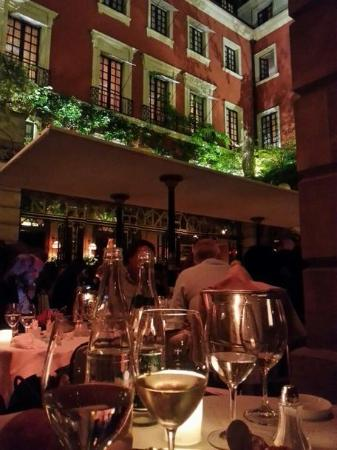 Hotel Costes Paris Restaurant Reservations