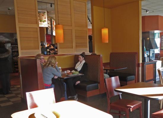 Troy, MI: Interior Seating