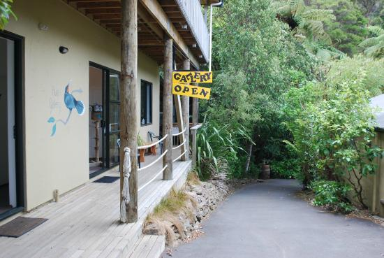 Picton, Neuseeland: Art Gallery