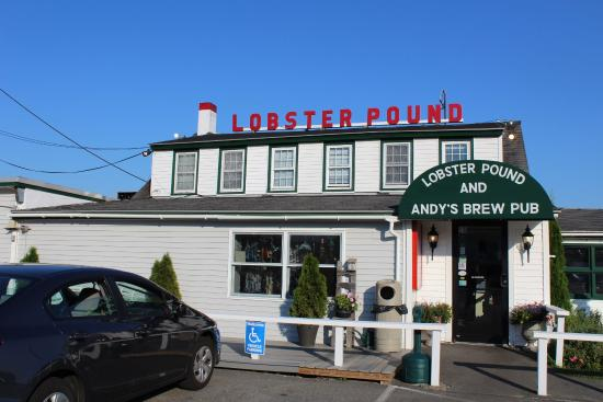 Lincolnville, ME: Lobster Pound Restaurant