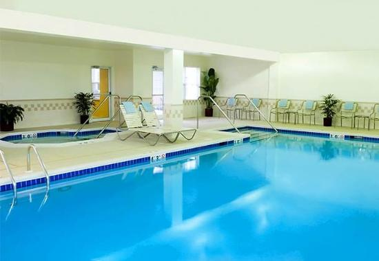 Indoor Pool Picture Of Residence Inn Harrisburg Carlisle Carlisle Tripadvisor