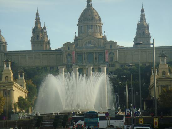 Barcelona Government Bldg - Picture of Barcelona Day Tours ...