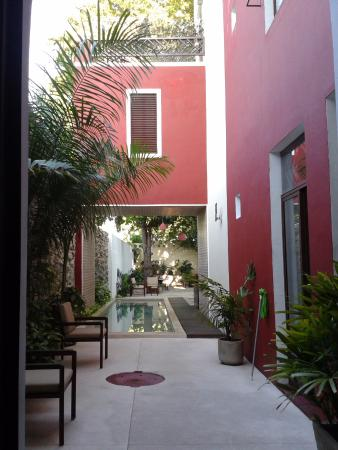 Le cadre picture of casa italia yucatan boutique hotel for Boutique hotel yucatan