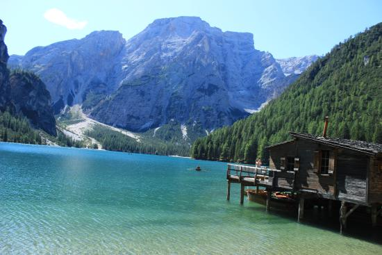 lago di braies prags - photo #48