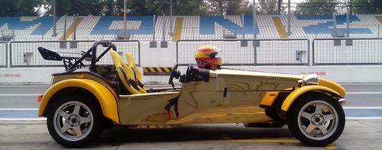 Racing in Italy