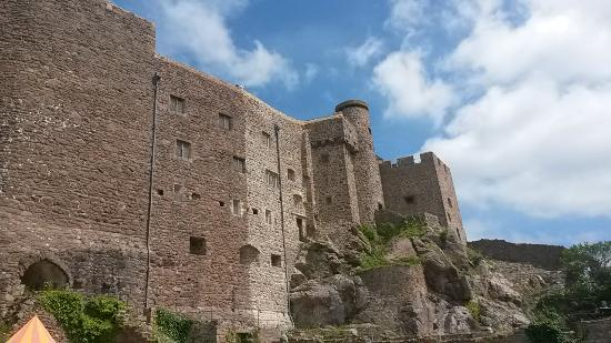 Gorey, UK: Mont Orgueil Castle