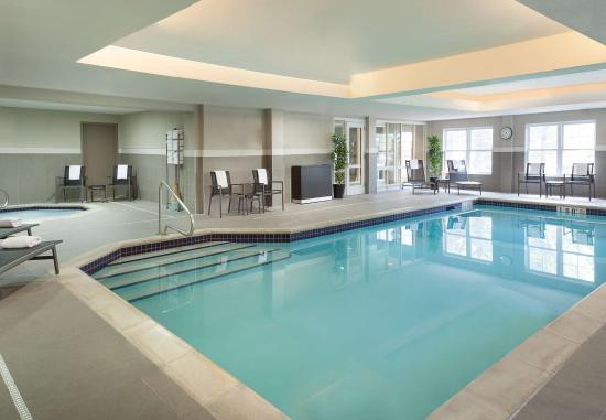 Indoor Pool Picture Of Residence Inn Toronto Markham Markham Tripadvisor