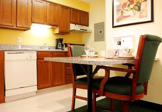 Kitchen picture of residence inn by marriott cleveland for 1 kitchen cleveland ohio