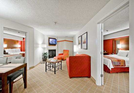 two bedroom suite picture of residence inn oklahoma city downtown bricktown oklahoma city