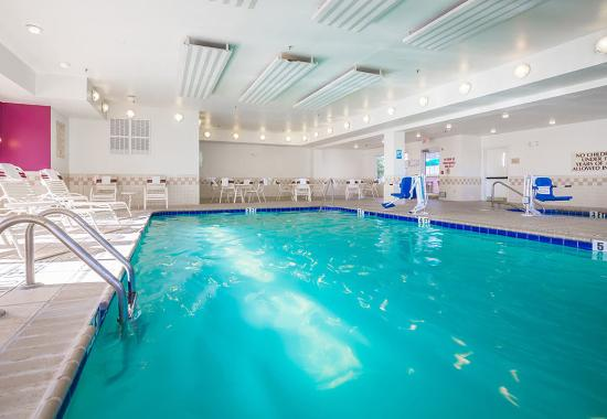 Indoor Pool Picture Of Residence Inn El Paso El Paso Tripadvisor