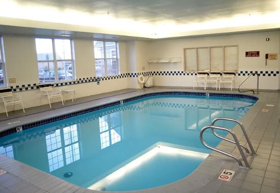 Indoor Pool Picture Of Residence Inn Colorado Springs South Colorado Springs Tripadvisor