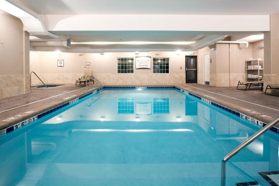 Swimming Pool Picture Of Staybridge Suites Great Falls Great Falls Tripadvisor