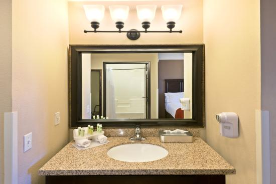 Holiday Inn Express Showlow: Standard Guest Bathroom vanity