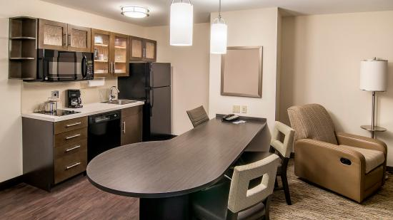 Candlewood Suites Sioux Falls: Room Feature