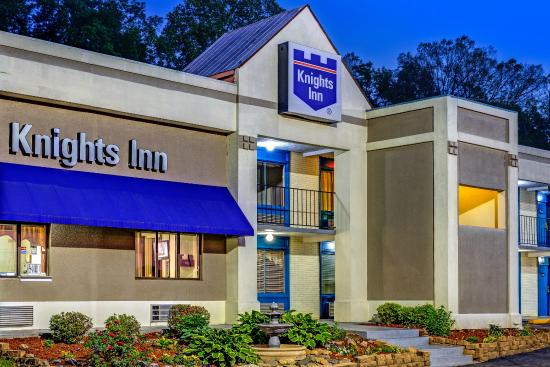 Knights Inn Charlotte Airport