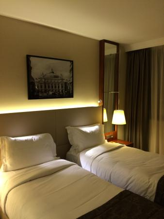 Kamer Picture Of Moevenpick Hotel Paris Neuilly Neuilly