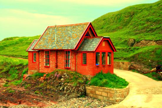 Argyll and Bute, UK: The Summer House