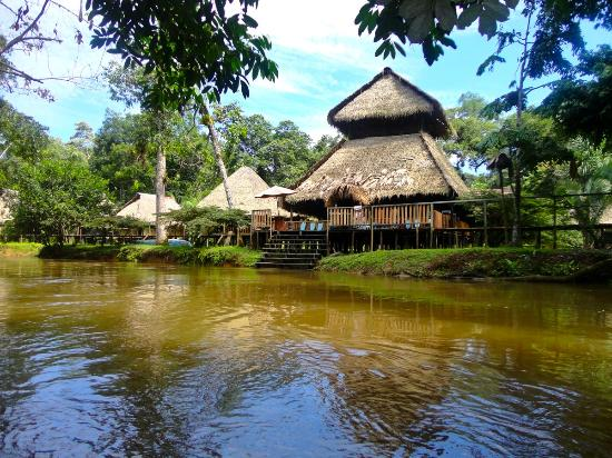 Cuyabeno River Lodge