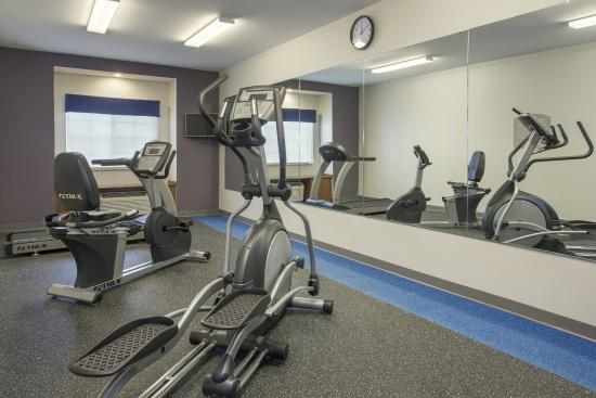 Caldwell, OH: Fitness Center