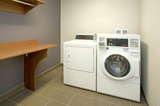 Caldwell, OH: Guest coin operated laundry