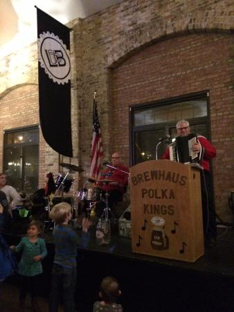 Brewhaus Polka Kings Picture Of Lakefront Brewery