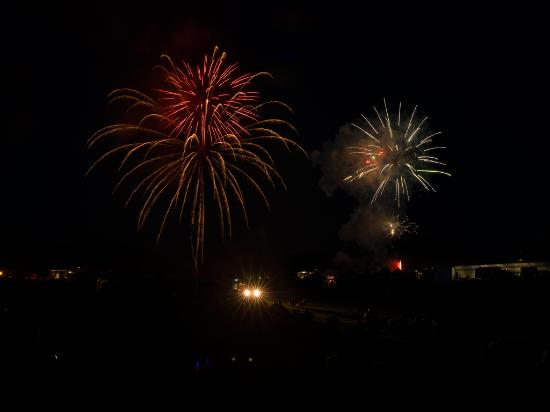 4th of July Fireworks in Scotts Valley - Photo courtesy of Paul Schraub