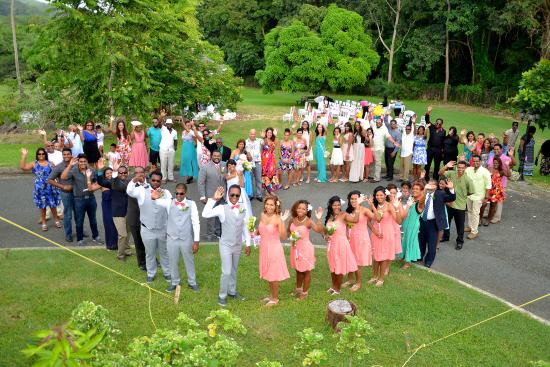 Signal Hill, Tobago: Surrounded by Love