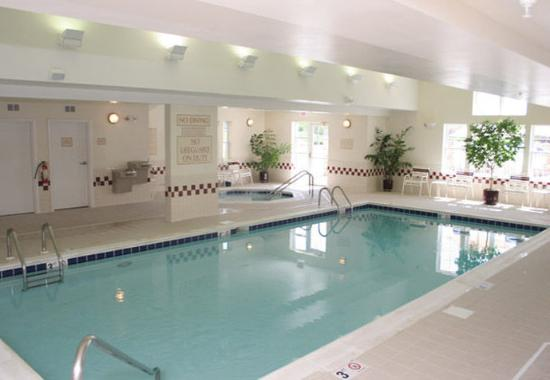 Indoor Pool Picture Of Residence Inn Frederick Frederick Tripadvisor