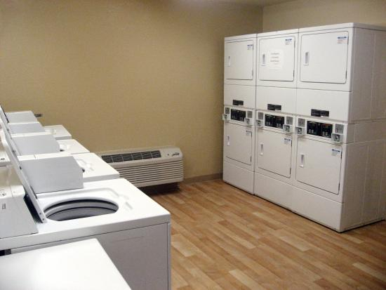 Extended Stay America - Sacramento - Roseville: On-Premise Guest Laundry