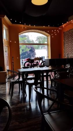 Northport, MI: Great food in the cafe