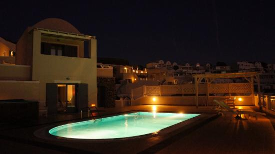 Celestia Grand Executive Villas Santorini