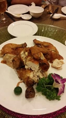 Roasted Chicken Picture Of Joy Garden Restaurant