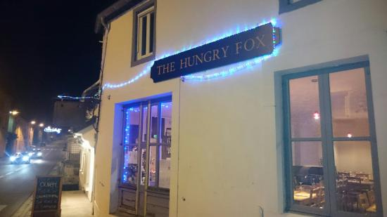 Cuxac-Cabardes, France: The Hungry Fox
