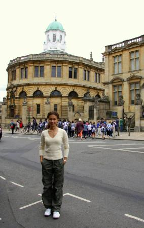 оксфордский университет picture of of oxford