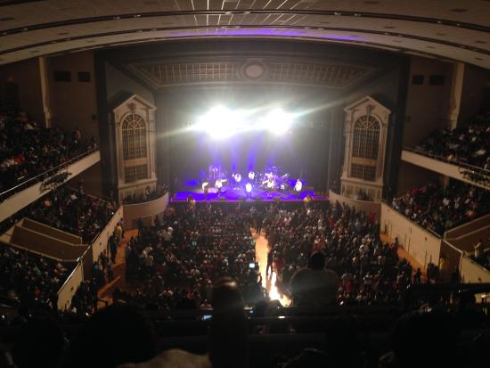 Gallery Seating Township Auditorium Picture Of