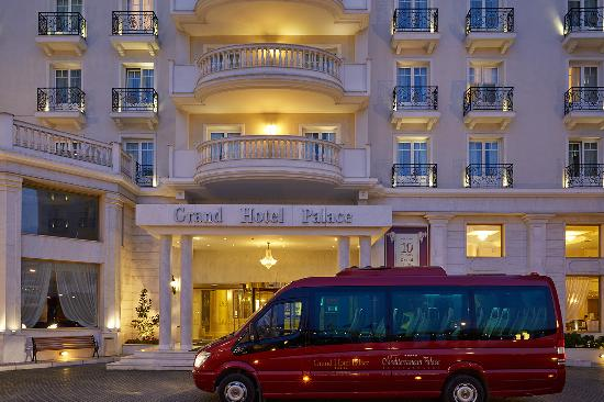 Grand Hotel Palace Thessaloniki