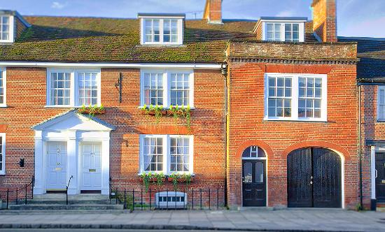 Bed And Breakfast Romsey Hampshire