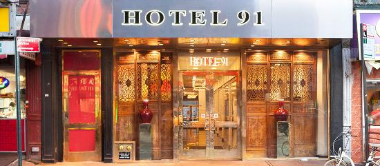 The 91 Hotel